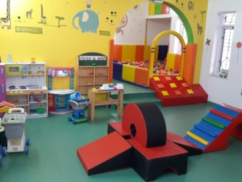 Spacious Play Space
